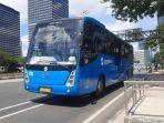 Mulai Hari Ini, TransJakarta Stasiun Manggarai - UI Depok Kembali Normal: Pukul 05.00-21.30 WIB