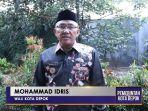 wali-kota-depok-mohammad-idris-video-conference-covid-19.jpg
