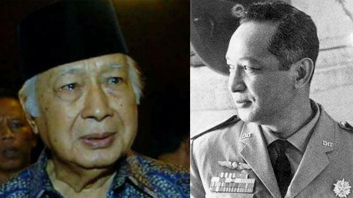 KETIKA Disodori 4 Nama untuk Jadi Capres di Antaranya Ada Nama Prabowo, Begini Jawaban Soeharto