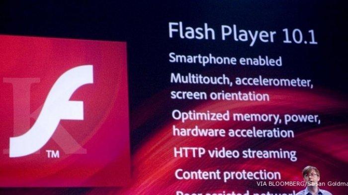 Steve Jobs pernah meramal, teknologi Adobe Flash bakal tidak relevan.