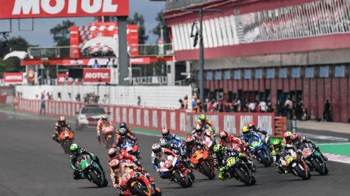 Jadwal dan Link Live Streaming MotoGP Amerika 2019 Nonton di HP Siaran Langsung Trans7 Minggu Malam
