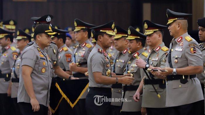 Setelah Kapolda Metro Jaya & Kapolda Jabar, 199 Perwira Tinggi dan Perwira Menengah Kembali Dimutasi