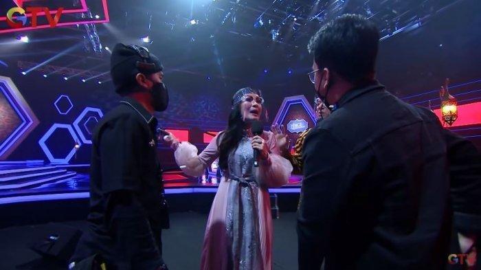 Iis Dahlia Berdebat dengan Pasha Ungu, Langsung Kabur dari Meja Juri Voice of Ramadhan
