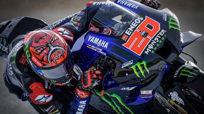 Hasil FP4 MotoGP Spanyol 2021 - Fabio Quartararo Pole Position, Marc Marquez Posisi 14