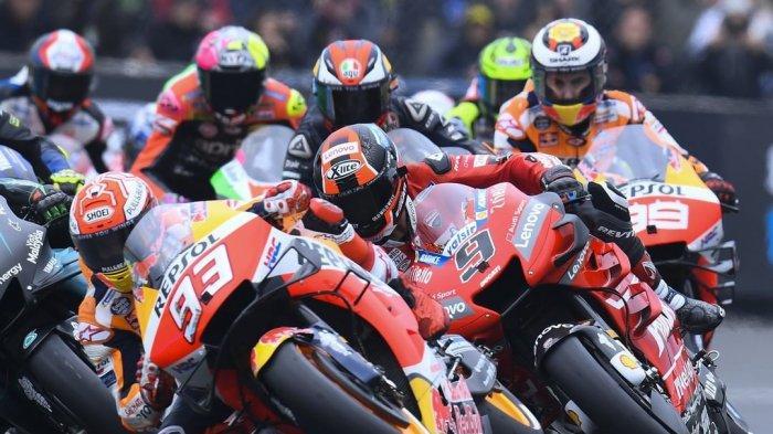 SEDANG BERLANGSUNG! Live Streaming MotoGP Catalunya, Spanyol 2019, Siaran Langsung Trans7 Sekarang