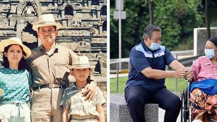 Detik-detik Permintaan SBY Lakukan Ini untuk Ani Yudhoyono Sebelum Disemayamkan, Bukti Kesetiaan