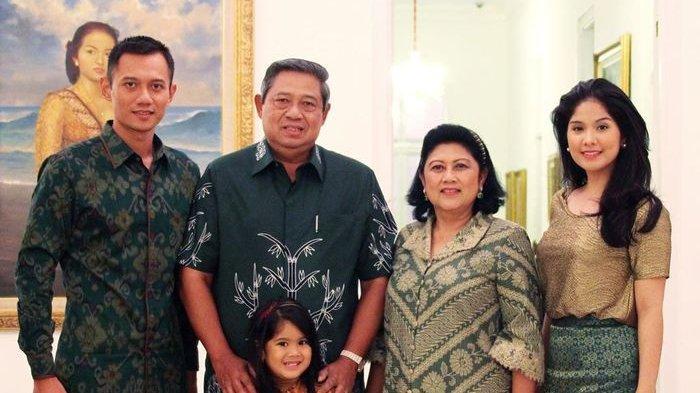 AHY Kenang 2 Tahun Meninggalnya Ani Yudhoyono, Ungkap Kerinduan
