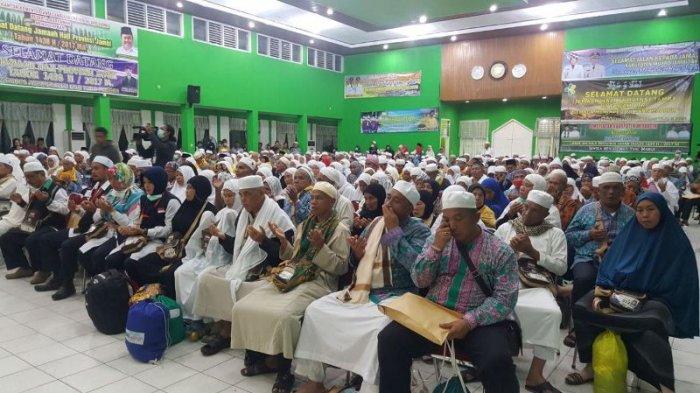 Musim Haji 1440 H, Merangin Terima 9 Calon Jamaah Haji Pindahan, Ini Faktor Kepindahan Jamaah