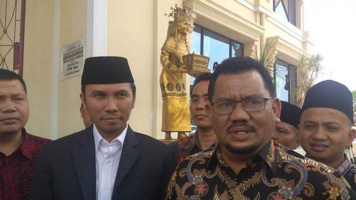 Puluhan Rektor Demo ke DPRD Jambi, Singgung Soal Beasiswa dan Bantuan Fisik