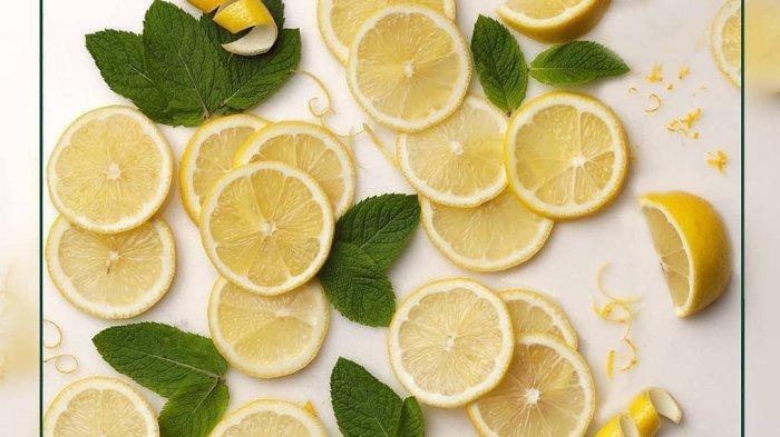 Ilustrasi lemon