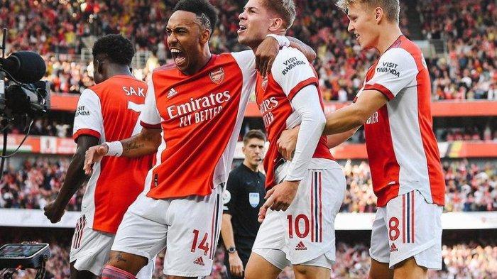 Jadwal Siaran Langsung Liga Inggris Arsenal vs Brighton, Simak Head to Head Kedua Tim
