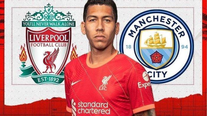 Jadwal Siaran Langsung Liverpool vs Manchester City, Bintang Mesir Mo Salah Jadi Ancaman The Reds