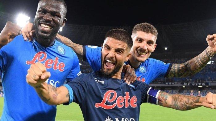 Arsenal Tertarik Bajak Lorenzo Issigne di Tengah Mandeknya Negosiasi Napoli