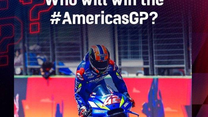 Link Siaran Langsung MotoGP Americas 2021