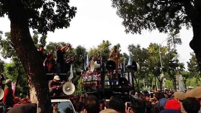 Tuding Anies Sandi Berbohong dan Ingkar Janji, Presiden KSPI Sebut Ahok Lebih Berani dan Ksatria