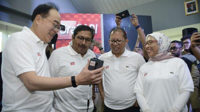 5G untuk Para Pelaku Industri,Telkomsel Uji Coba dengan Standar 5G NP