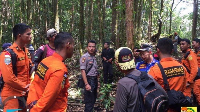 Pelajar yang Hilang di Danau Kaco Kerinci Belum Ketemu, Terpeleset Saat Nyeberang Sungai