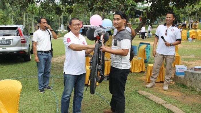 Pererat Silaturahmi, Dit IK Polda Jambi Gelar Family Gethering, Undang Dua Motivator Kondang