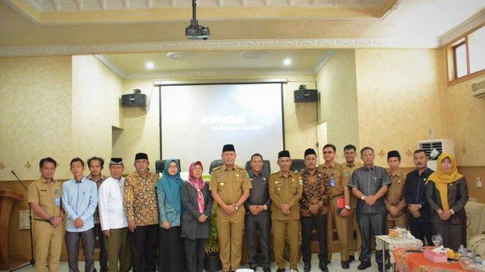 Bupati Sukandar Inginkan Program Kerja Sasar Target