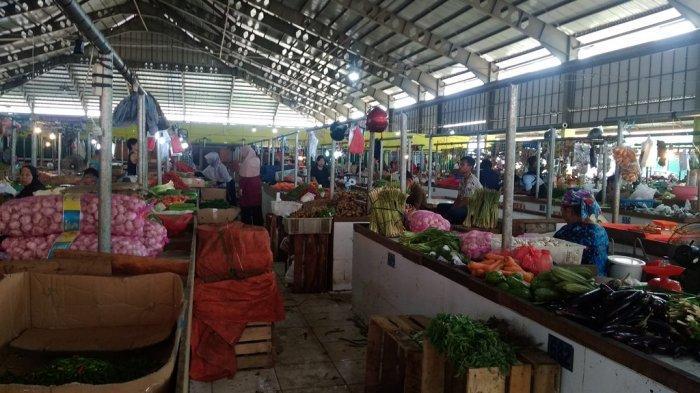 Harga Bawang Putih Makin Liar, di Pasar Kota Jambi Tembus Rp 100 Ribu