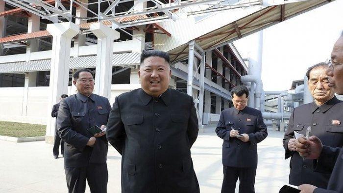 Kabar Kim Jong Un Sakit Parah Disebarkan Pembelot? Keduanya Mantan Pejabat di Korea Utara