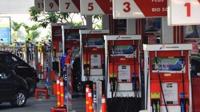 DAFTAR SPBU di Kota Jambi Yang Menjual Pertalite di Bawah Harga Normal Setelah Premium Ditiadakan