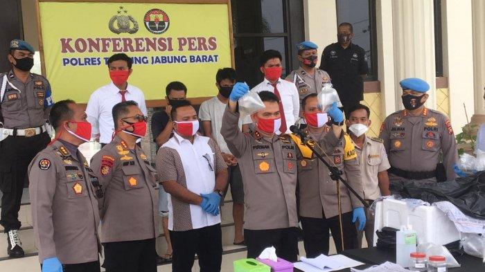 14,3 Miliar Benih Lobster dari Jawa Gagal Diselundupkan, Ini Alasan Pelaku Pilih Jalur Kuala Tungkal