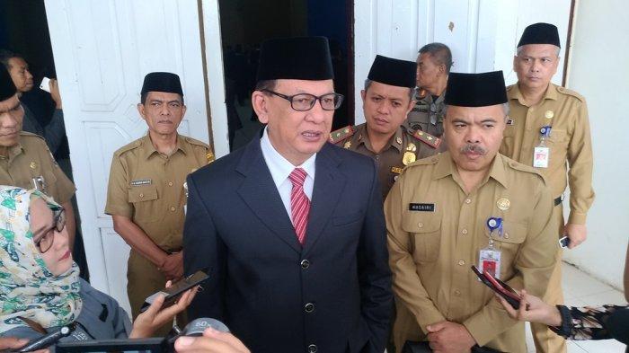 M Dianto Bantah Kabar Ketidakcocokan dengan Gubernur Fachori, Sekda Mundur: