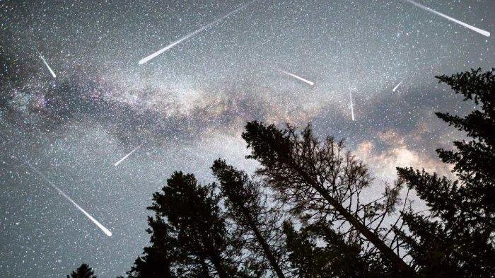 Fenomena Langit Malam Ini, Hujan Meteor Perseid Mulai Pukul 22.00 WIB Bisa Lihat Tanpa Teleskop