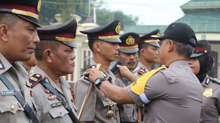 Belasan Perwira Polres Merangin Dimutasi, Berikut Daftarnya