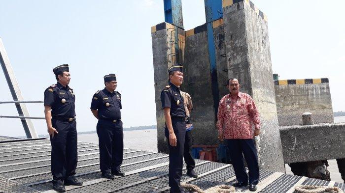 Warga Laporkan Bongkar Muat dan Jemur Barang di Kuala Tungkal, Ini Jawaban Kasat Pol-PP TanjabbaR