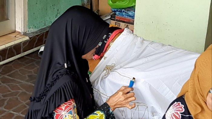 Cerita Pengrajin Batik di Bungo, Kain Selembar Dijual Rp 600 Ribu