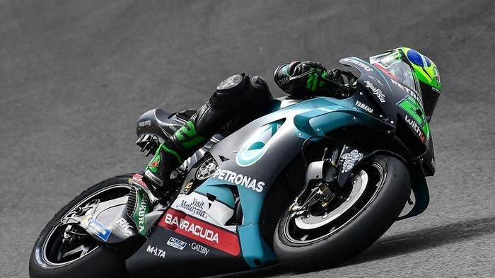 Franco Morbidelli jadi yang tercepat usai kalahkan sang mentor, Valentino Rossi, berikut hasil FP4 MotoGP Malaysia 2019