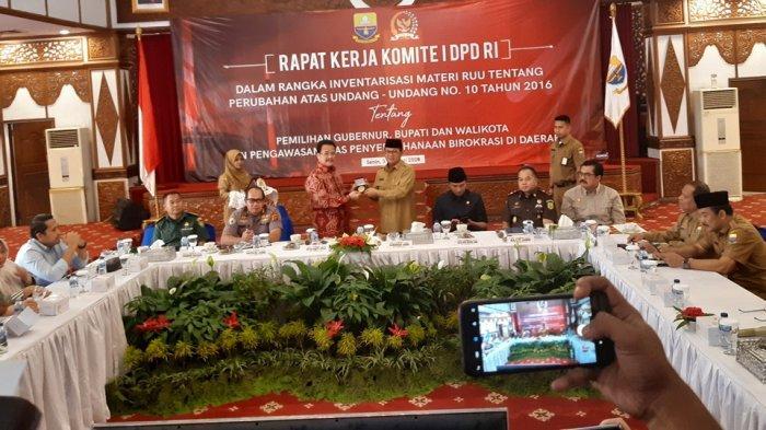 Bahas Pilkada 2024, Wacana Kepala Daerah Kembali Dipilih DPRD Muncul di Jambi