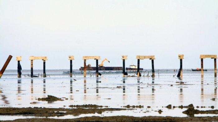 Anggaran Berkurang, Pemprov Jambi Tetap Lanjutkan Pembangunan Pelabuhan Ujung Jabung