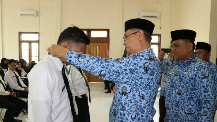 Dituntut Kuasai IT dan Tak Korupsi, BKD Berikan Pelatihan CPNS Golongan III