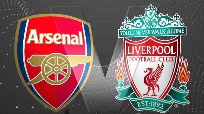 Jelang Bigmatch Arsenal vs Liverpool, Sudah Bertanding 57 Kali dengan Keunggulan The Reds