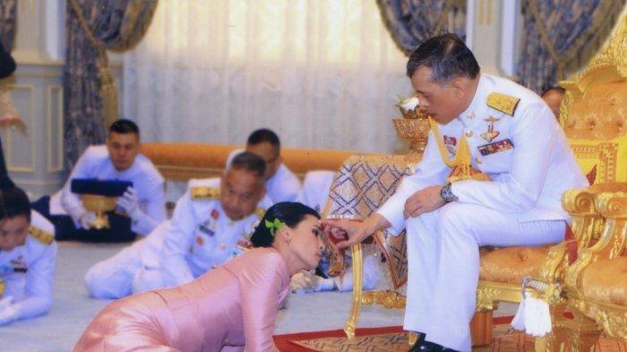 Kabar Raja Thailand Sewa Hotel Megah di Jerman Buat Isolasi Diri Bersama 20 Selirnya Mendadak Heboh