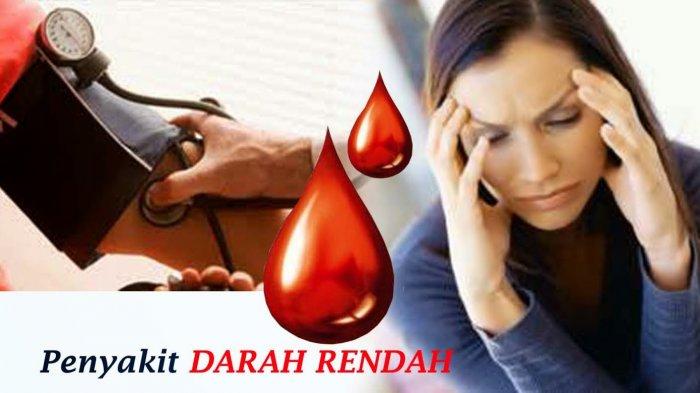 Penyebab dan Ciri-ciri Tekanan Darah Rendah, Haus yang Berlebihan hingga Bernafas Pendek-pendek