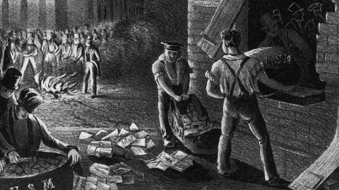 Isu Perbudakan Jadi Sumber Kekerasan Jurnalis di Amerika Abad 19