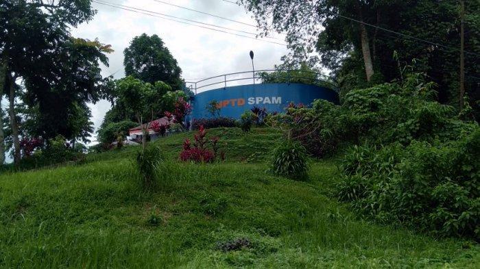 Tanjab Timur Diprediksi Bakal Dilanda Kemarau Panjang, UPTD SPAM Antisipasi Kekeringan
