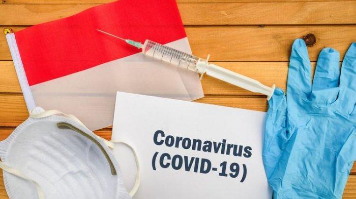 Tambah 1560 Kasus, Segini Total Pasien Positif Virus Corona di Indonesia, Hampir Tembus Angka Ini