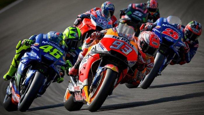 Jadwal Siaran Langsung dan Live Streaming MotoGP Prancis 2019 Hari Ini, Minggu (19/5/2019), Trans 7!