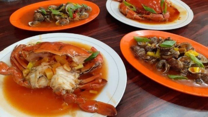TRIBUNWIKI: Ini Daftar Harga Seafood di Kuala Tungkal dan Rekomendasi Rumah Makan Paling Nikmat