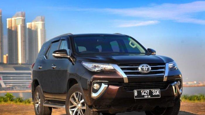 Mobil Bekas SUV di Bawah Rp 200 Jutaan - Honda CR-V, Toyota Fortuner, Pajero, Nissan X-Trail, Mazda