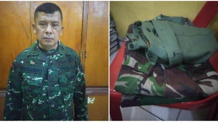 12 Tahun Jadi TNI Gadungan, Terbongkar Saat Ketemu Tentara & Kagok saat Ditanya KTA dan NRP
