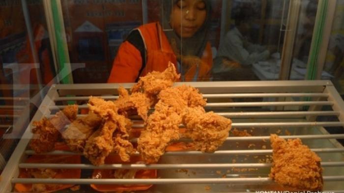 Waralaba Asing Merangsek Pasar Indonesia