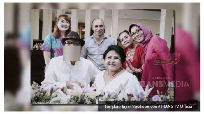 Melaney Ricardo Sampai Kaget, Siapa Sebenarnya Suami Elza Syarief, Terungkap Ternyata Sosok Bule!