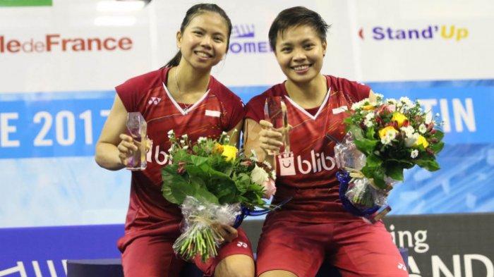 Sedang Berlangsung - Live Streaming Piala Sudirman 2019, Ayo Dukung Ganda Putri Indonesia!