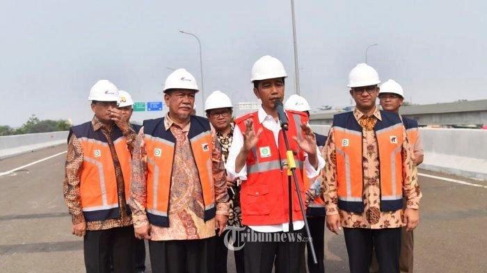 Sebut Tol Becakayu Belum Ada Izin Amdal, Jawaban Jokowi Ini